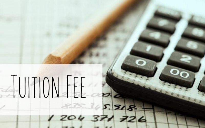 Tuition Fee - セブ島留学費用